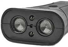 Ультразвуковой отпугиватель собак с фонариком MT-651E, фото 2