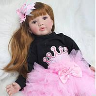 Большая Куколка Реборн- Кукла Reborn 60 см.