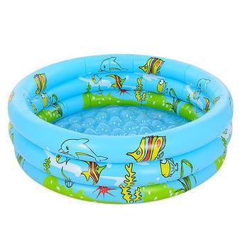 Бассейн D25651 детский (Голубой)