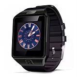 UWatch Детские часы Smart DZ09 Black, фото 2