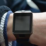 UWatch Детские часы Smart DZ09 Black, фото 3