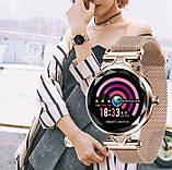 UWatch Детские часы Smart Dominika Gold, фото 4