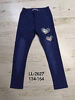 Лосины для девочек оптом, Sincere, 134-164 см,  № LL-2627