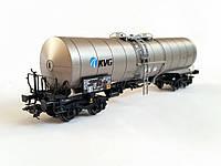 Marklin 47561 модель 4х осного вагона цистерны KVG DB, масштаба 1:87,H0