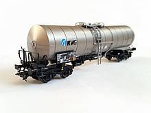 Marklin 47561 модель 4х осного вагони цистерни KVG DB, масштабу 1:87,H0