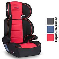 Автокресло детское RICOKIDS SANDRO 15-36 кг универсальное для ребенка Красный