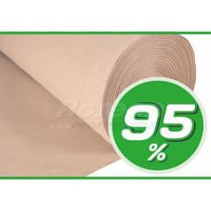 Сетка затеняющая 95% бежевая, рулон 1.5*50 m (75 m2)