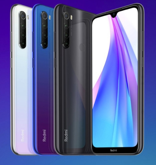 """Xiaomi Redmi Note 8T Global Version 4/64Gb / NFC/ 6.3"""" / Snap 665 / камера 48Мп / 4000мАч /"""