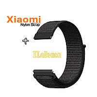 Нейлоновый Ремешок для Xiaomi Amazfit Bip Black