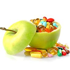 Спеціалізовані вітаміни