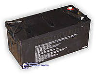 Акумуляторна батарея Luxeon LX12-260MG ( 12В, 260 А год), фото 1