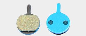 Тормозные колодки дисковые Sheng-An Magura Louise/Clara BP-017