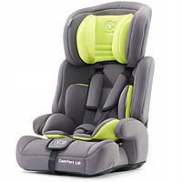 Автокресло Kinderkraft Comfort  Lime Up 9-36 кг