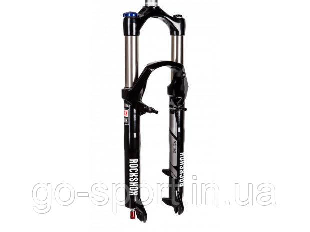 Велосипедные вилки Rock Shox XC 32 TK Solo Air v-br 100mm