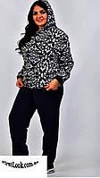Женский спортивный костюм (50-64 размеры)
