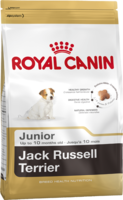 Сухой корм для щенков породы джек-рассел-терьер до 10 месяцев Royal Canin Jack Russel Junior 1.5 кг.