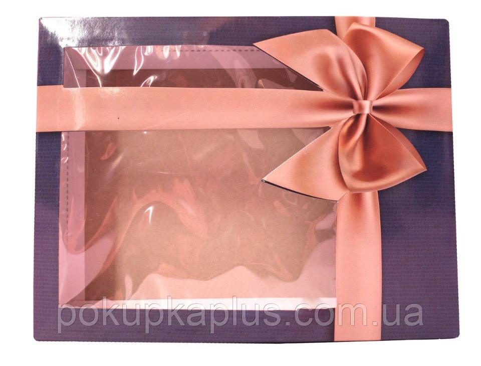 Коробка упаковка бумажная для подарков