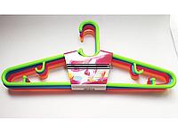 Плечики для одежды пластик 42 см