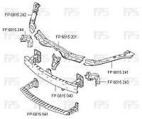 Усилитель бампера переднего Suzuki SX 4 06- верхняя (шина) (FPS)