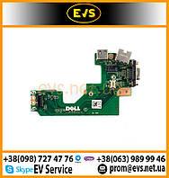 Плата USB, LAN, VGA Dell Latitude E5520 Krug 15 IOR REV:A00 БУ