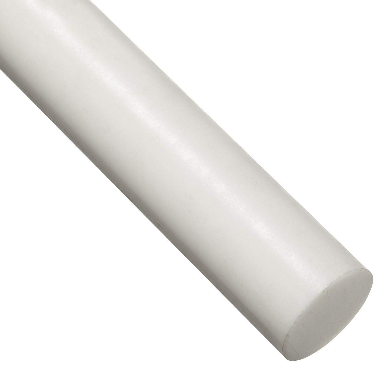 Пластик PET, d 12х1000мм, пруток, Полиєтилентерефталат (Лавсан)