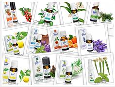 Натуральные эфирные масла от Just (Юст)