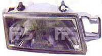 Фара левая Fiat Tempra -97 механический корректор (DEPO)