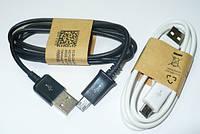 Кабель  микро USB тонкий, 1м.