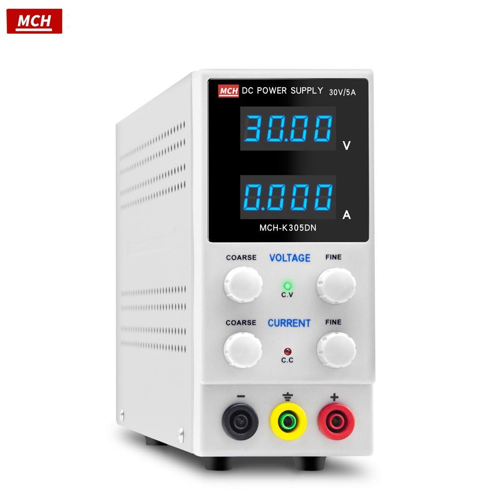 MCH-K305D 0-30V 0-5A регулируемый DC импульсный источник питания-1TopShop