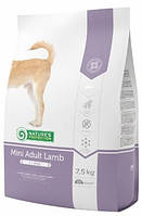 Nature's Protection Mini Adult Lamb Корм для мелких пород собак с ягненком 7,5 кг