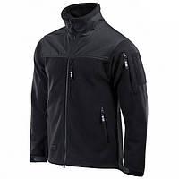 M-Tac куртка флисовая Alpha Microfleece Gen. 2 черная