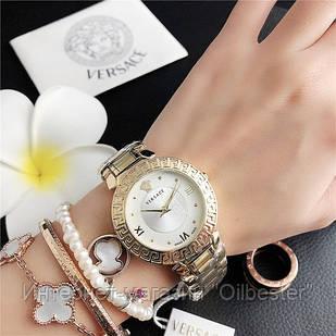 Часы женские Versace 3103 золотистые