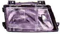 Фара левая Mercedes Sprinter -00 пневматическая регулировка H1+H1+H1 (DEPO)