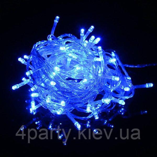 Гирлянда уличная Led 100 (синяя) 061216-003