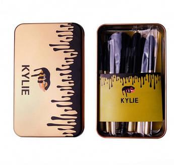 Кисти для Макияжа Kylie 7 шт