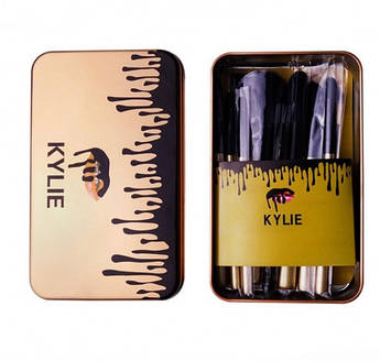 Кисти для Макияжа Kylie 12 шт