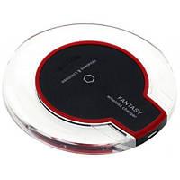 Беспроводная зарядка QI передатчик Fantasy Wireless Charge K9 Black