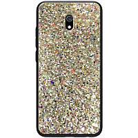 TPU чехол Glitter Crystal для Xiaomi Redmi 8a