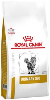 Royal Canin Urinary S/O Диета для кошек при мочекаменной болезни 400 г