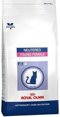 Корм Royal Canin для стерилизованных кошек Young Female S/O 400 г