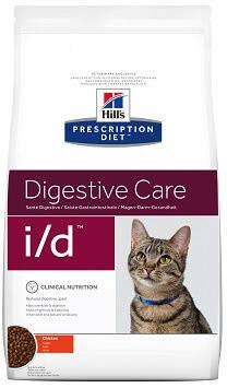 Hill's I/D Лечебный корм Хиллс для кошек при панкреатите и заболеваниях ЖКТ 0,4 кг, фото 2