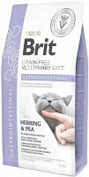 Brit (Брит) VD Gastrointestinal Корм для кошек при нарушении пищеварения 2 кг
