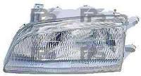 Фара левая Suzuki Swift -96 H4 механический корректор (DEPO)