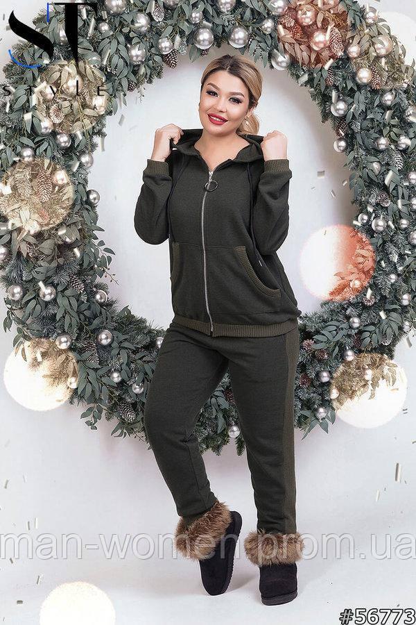 Модный спортивный костюм из джерси - Размеры:  L-48 XL-50 2XL-52 3XL-54 4XL-56