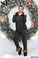 Модный спортивный костюм из джерси - Размеры:  L-48 XL-50 2XL-52 3XL-54 4XL-56, фото 1