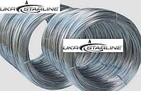 Проволока стальная 1,6 мм, широкий сортамент, различные марки стали
