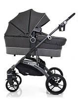 Детская прогулочная коляска универсальная B-move ME 1021-11Grey