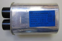 Конденсатор высоковольтный 0.90 mf 2100v для микроволновой печи