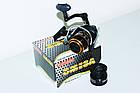 Катушка  BratFishing Omega FD 2000 6+1, фото 4