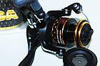 Катушка BratFishing Omega FD 1000 6+1BB, фото 3
